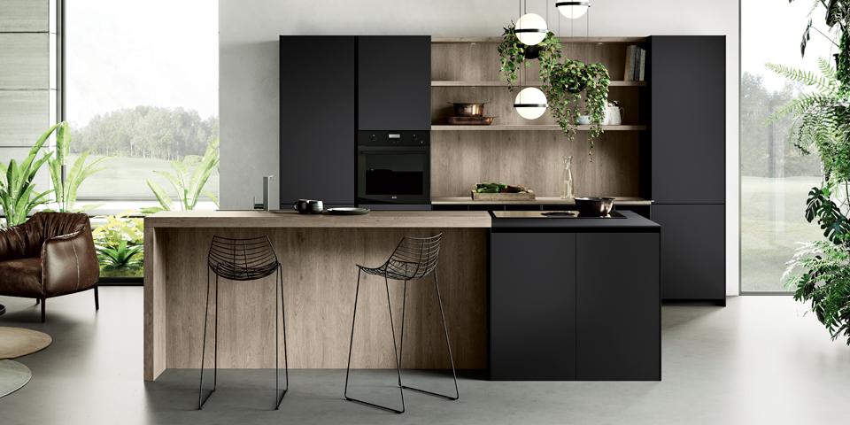 Cucine di design Made in Italy | Cucina Loto | MITON Cucine