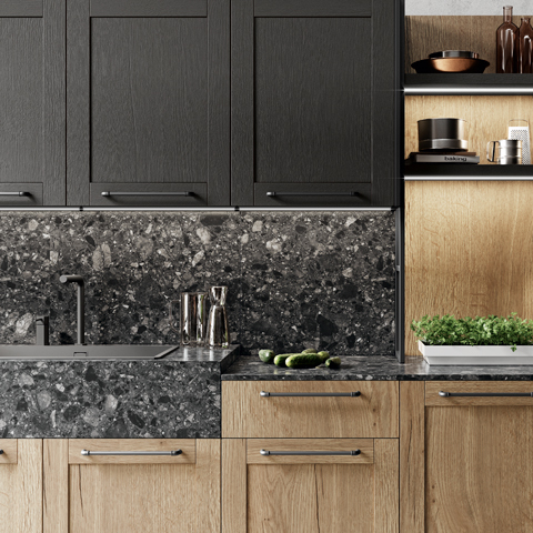 Cucine di design Made in Italy | Cucina Medea | MITON Cucine