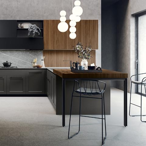 Cucine di design Made in Italy | Cucine Talìa | MITON Cucine