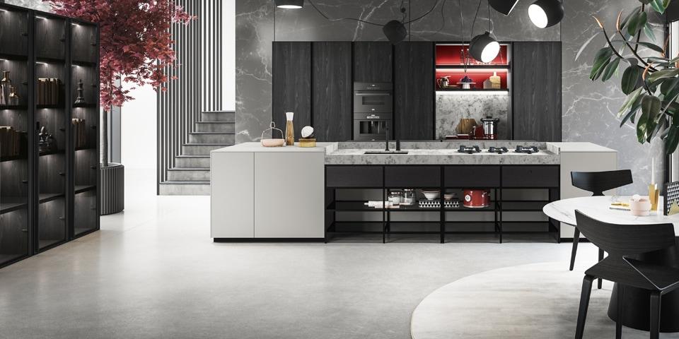 Cucine di design Made in Italy | Cucina Amari | MITON Cucine