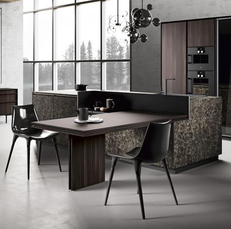 Cucine di design moderne e modulari | Collezione Ménta - Ménta_01 | MITON Cucine