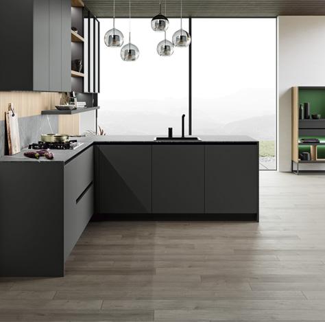 Cucine di design moderne e modulari | Collezione Ménta - Ménta_03 | MITON Cucine