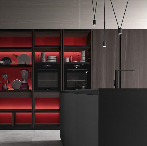 Cucine di design moderne e modulari | Collezione Ménta - Ménta_04 | MITON Cucine