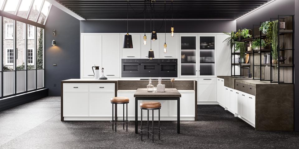 Cucine di design Made in Italy | Cucina Levante | MITON Cucine