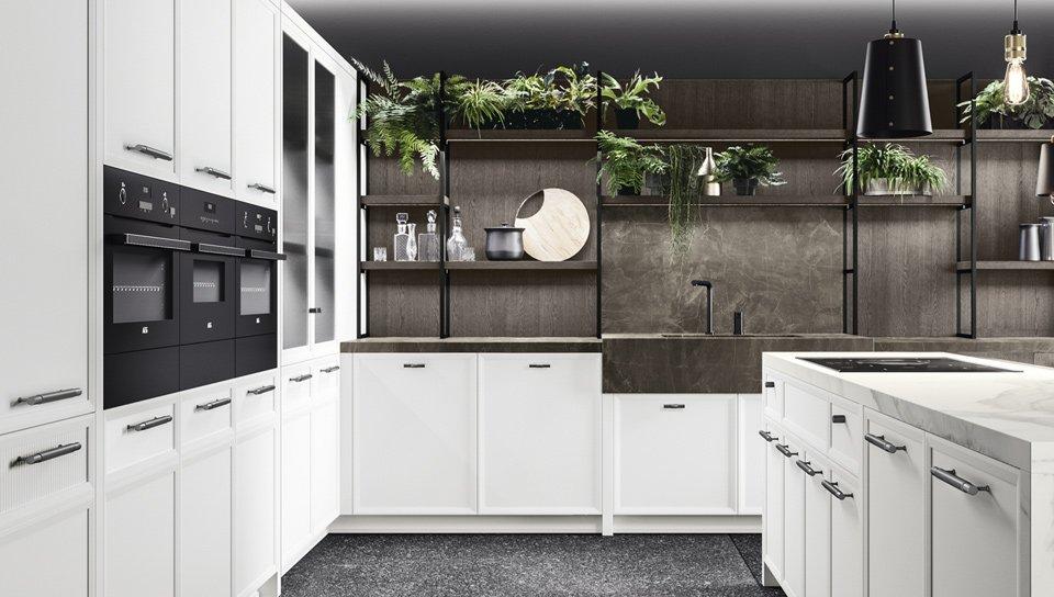 Sistema Frame | Complementi Cucine | MITON Cucine