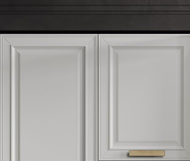 Cucina in stile neoclassico | Anta Colonne e Basi | MITON Cucine