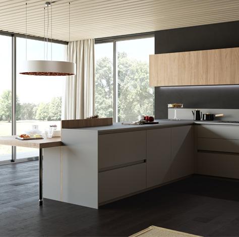 Cucine di design moderne e modulari | Collezione Ménta | MITON Cucine