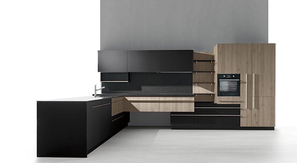 Collezione Cucine Italiane Modulari E Di Design Miton Cucine