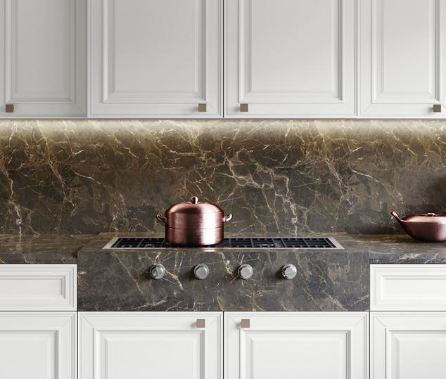 Cucina in stile neoclassico | Worktop | MITON Cucine