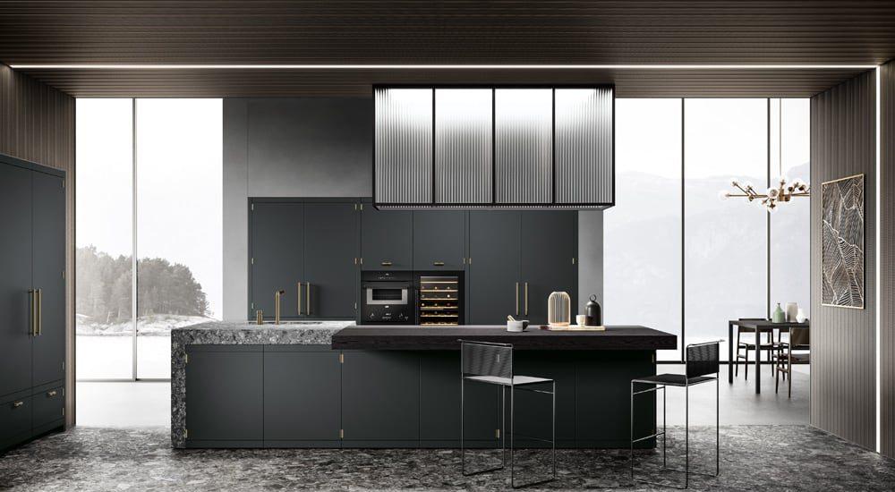 Collezione cucine italiane, modulari e di design | MITON Cucine