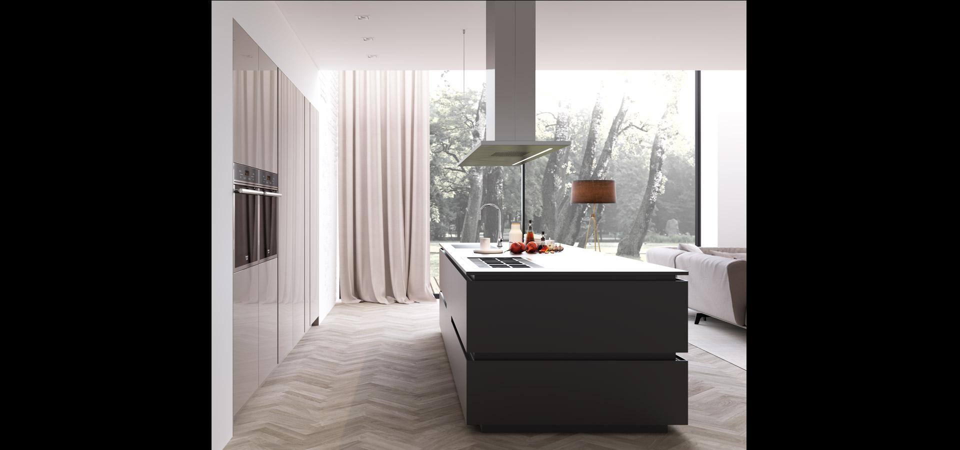 Cucina elegante Made in Italy | Tilo | MITON Cucine