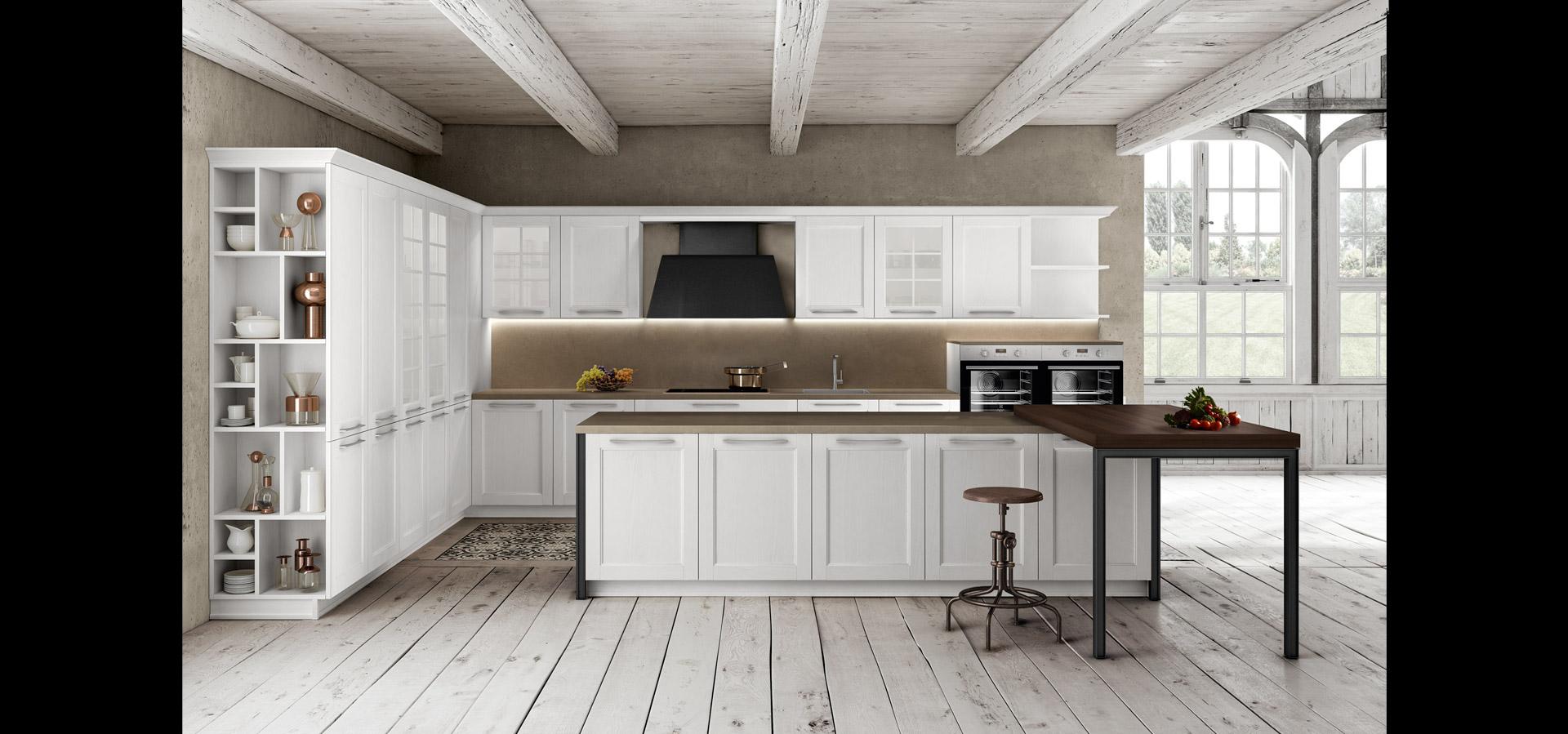 Cucina classica e moderna Made in Italy | Talìa_02 | MITON Cucine