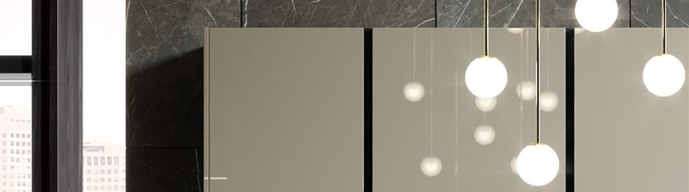 Cucina modulare elegante e funzionale | Ménta_02 - Anta Colonne | MITON Cucine