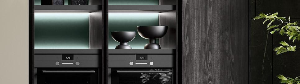 Cucina modulare elegante e funzionale | Ménta_02 - Sistema Waind | MITON Cucine