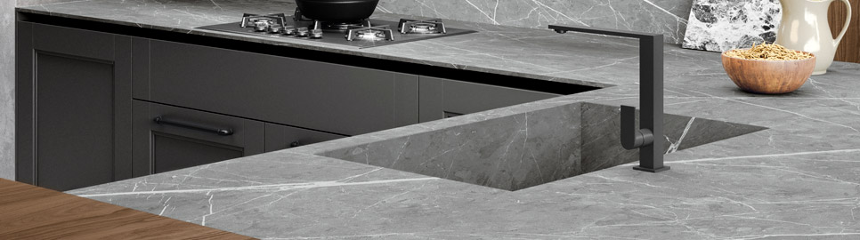 Cucina moderna in stile industrial | Worktop Talìa | MITON Cucine