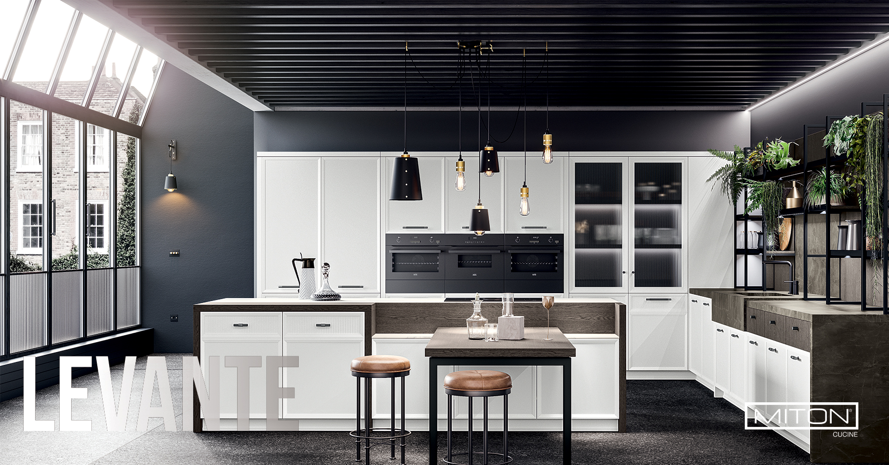 LEVANTE miton cucine made in factory one