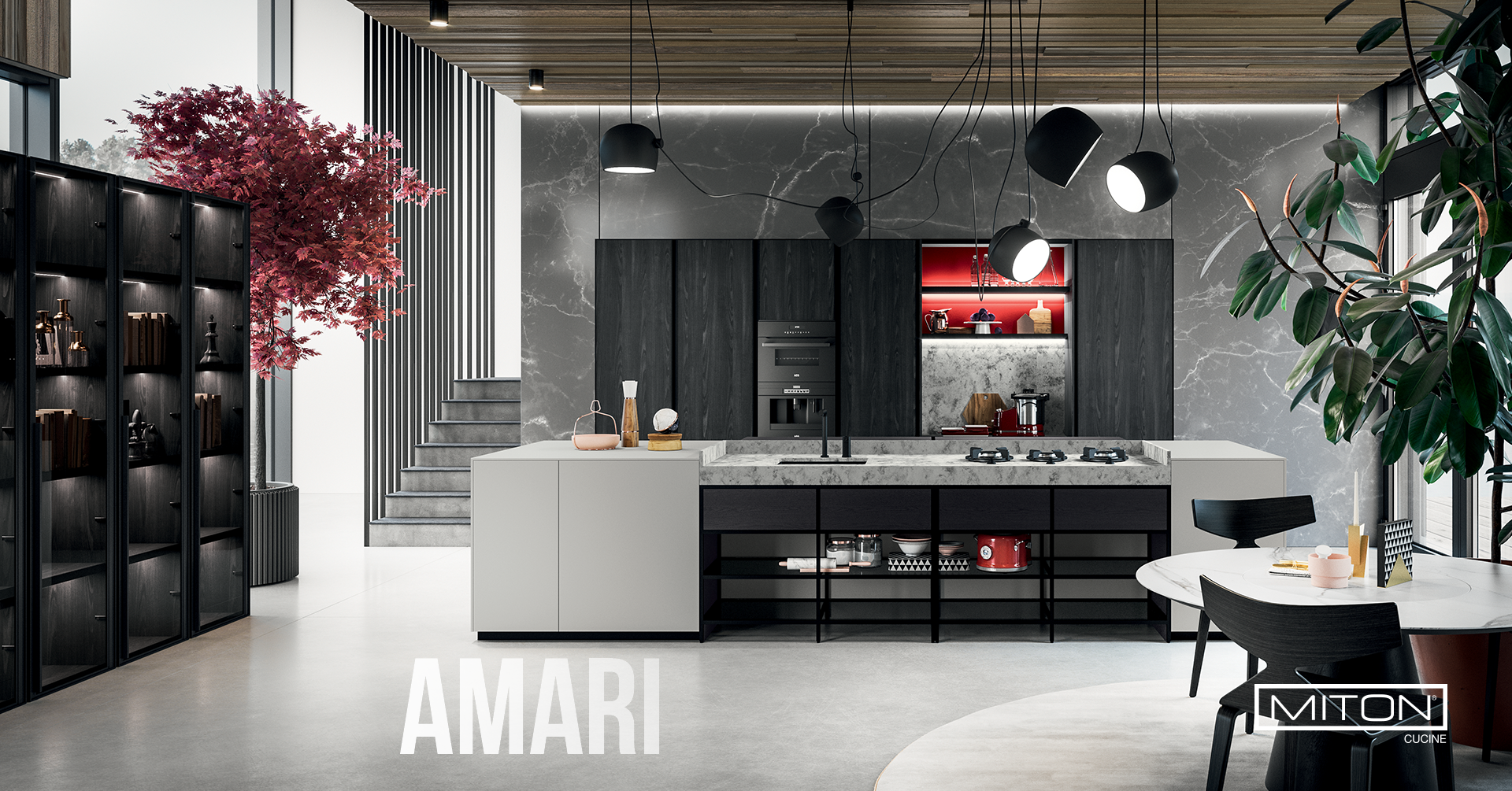 Amari Miton Cucine Made In