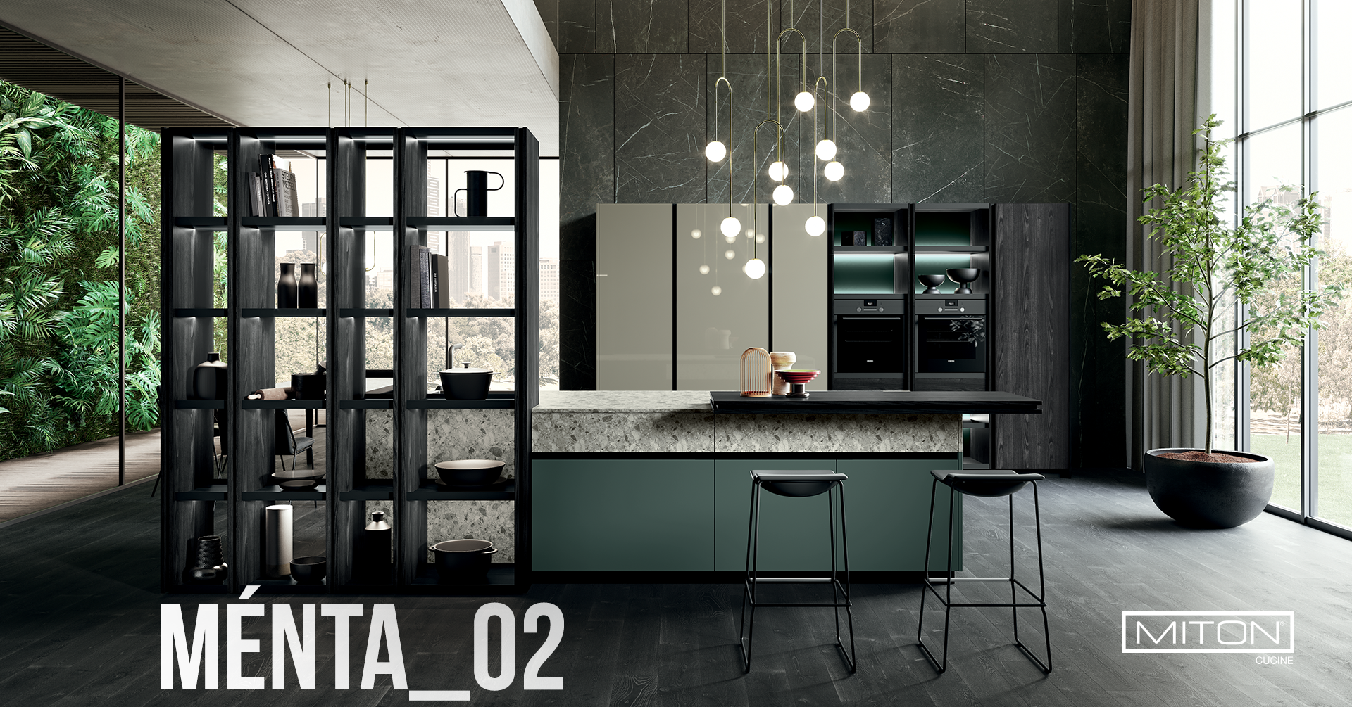 Menta Miton Cucine Made In