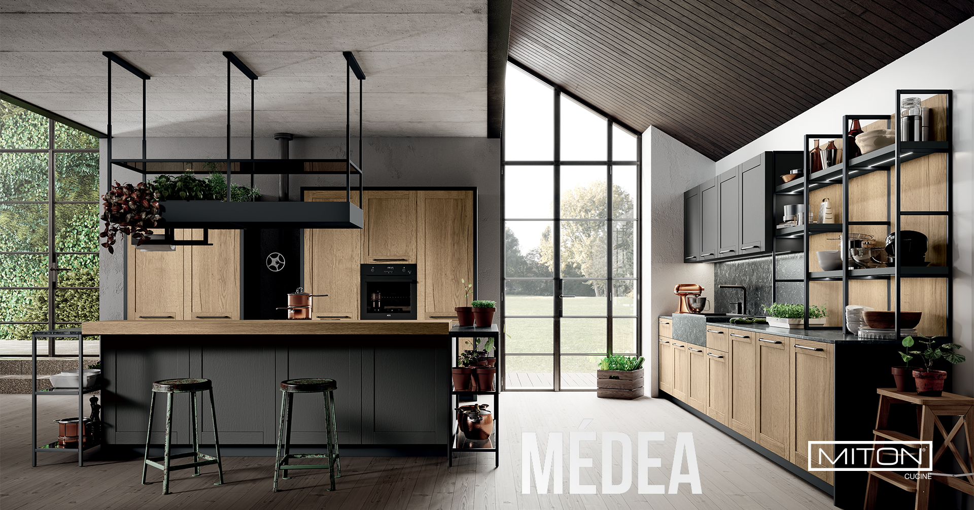 Medea Miton Cucine Made In